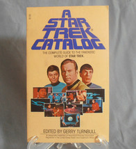 A Star Trek Catalog by Gerry Turnbull 1979 First Edition Paperback w/photos - $9.00