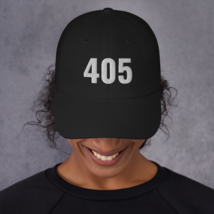 Toby Keith 405 Hat / 405 Hat / 405 Dad hat image 3
