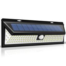 120 LED Solar Lamp Outdoor Garden Waterproof PIR Motion Sensor Light - $19.70