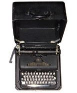 1940s Royal Quiet De Luxe Typewriter with Case Near Mint Condition - $499.99