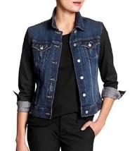 New Banana Republic Women's Dark Wash Denim Jacket Blue Variety Sizes  - $49.99