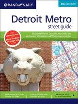 Rand Mcnally Detroit Metro Street Guide Rand McNally