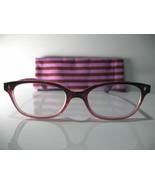 "Women's Purple ""Carmen"" Foster Grant's Sight Station +2.75 Reading Glasses - $9.99"