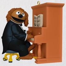The Muppets Rowlf the Dog 2018 Hallmark Ornament - $26.72