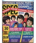Spec-May/1972-Osmonds-Jackson 5-Bobby Sherman-Cassidy-GD - $31.04