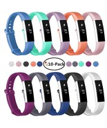Fitbit Alta HR Small S Heart Rate Fitness Wristband + 12 New bands FREE ... - $139.78