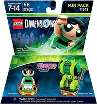 Lego Dimensions Building Toy Pack (Powerpuff Girls Buttercup 71343) - $11.95