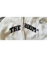 THE ROOM JACKET HOODIE SIGNED AUTO BY JOHNNY TOMMY WISEAU DIASTER ARTIST - $74.24