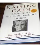 Raising Cain by Dan Kindlon Ph.D. - $20.00