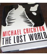 The Lost World by Michael Crichton - $15.00