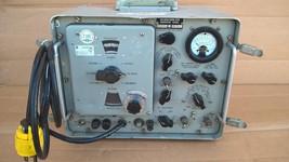 Military Navy sg-85b / AN/URM-25K RF Signal Generator Set  Computronics.... - $225.00
