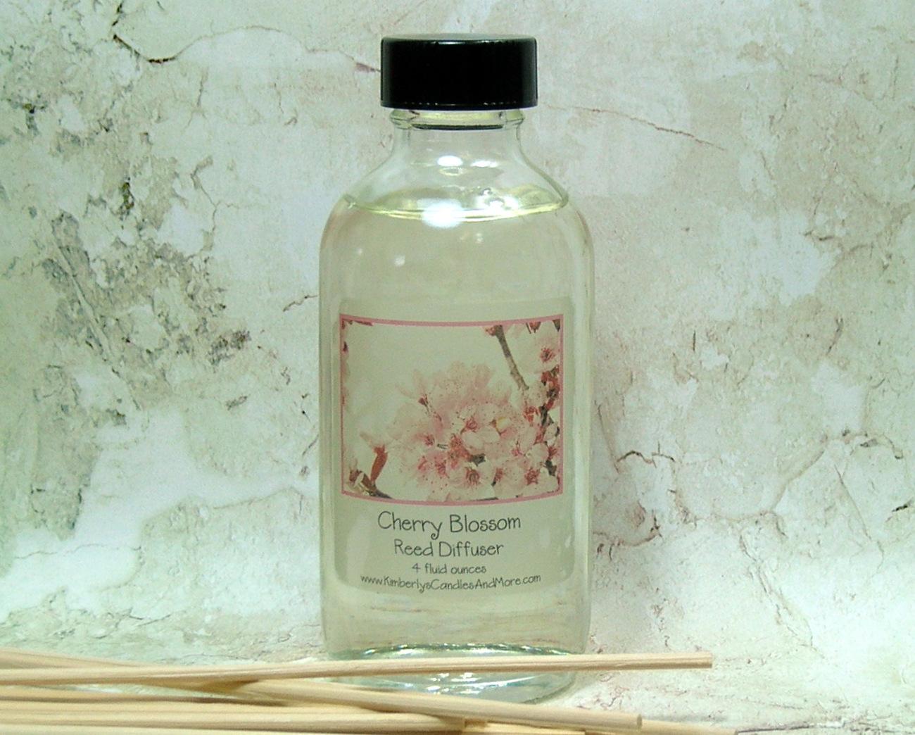Diffuser cherry blossom 8x10