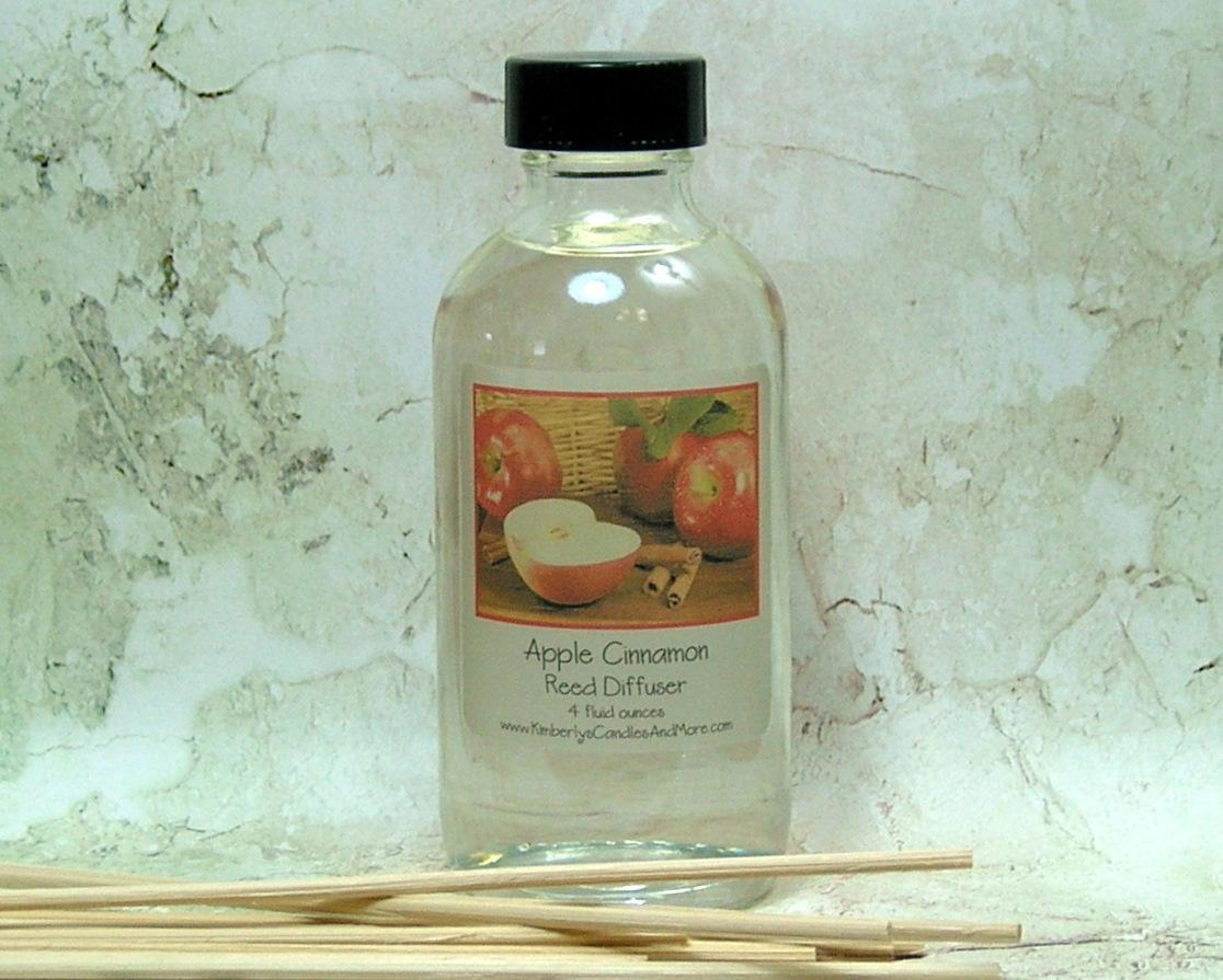 Diffuser apple cinnamon 8x10