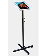 Adjustable Height and Angle Poster/Snap Frame Stand 10772Snap Sign Holde... - $66.33