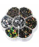 BLINGINBOX Hotfix Rhinestone 28 Colors to Choose 3000pcs Mixed Sizesss6-... - $10.15