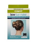 Conair Bow Bun Maker 6pc. Kit - $5.97