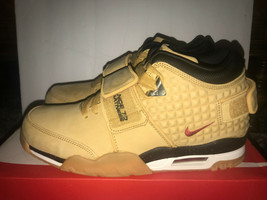 Nike Air Trainer V. Cruz Haystack Wheat Men's Size 11 DS 812637 700 - $145.00