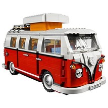 LEGO Creator Expert Volkswagen T1 Camper Van 10220 Construction Set - $134.84