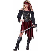 California Costumes Women's Queen Of The High Seas Sexy Pirate Swashbuck... - $49.58