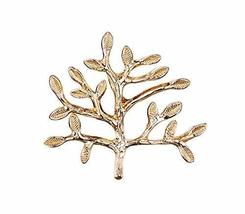 Men Women Elegant Brooches Pins Suit Accessories, Leaves