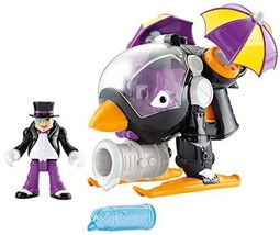 Fisher-Price Imaginext DC Super Friends, the Penguin Copter - $38.60