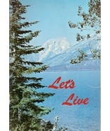 BOOK-Let's Live--not like a fish out of water (Paperback) by Lottie Beth... - $14.99