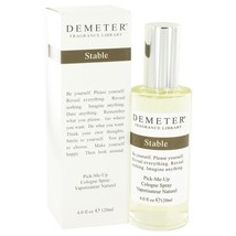 Demeter by Demeter Stable Cologne Spray 4 oz for Women - $25.50