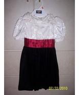 Lot of 2 girl dress, size 4 - $10.00