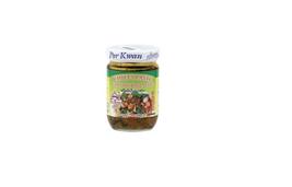 por-kwan chili paste with holy basil leaves - 7oz [3 units] (8850643000811) - $39.59