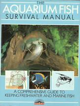 Barrons Book Aquarium Fish Survival Manual Brian Ward 300 Photoss Fresh ... - $10.84
