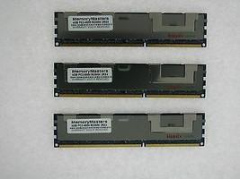 12GB 3X4GB MEM FOR HP PROLIANT DL180 G6 DL320 G6 DL360 G6 DL370 G6