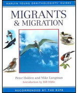 Migrants and Migration (Hamlyn Young Ornithologists' Guides) New Hardcov... - $11.95