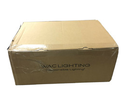 "NEW WAC Lighting HR-3LED-H17A Aether Construction Housing for 3.5"" Trim - $72.51"