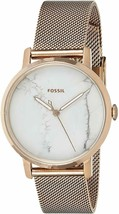 Brand new with tags authentic Fossil watch ES4404 worldwide shipping - $117.77