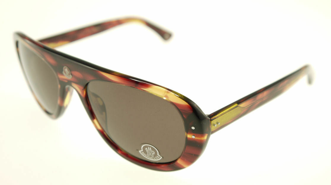 MONCLER MC519-02 TORTOISE / GRAY MOUNIER SUNGLASSES MC 519-02