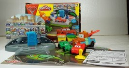 CARS 2 Play-Doh Mold n Go Speedway Set with Box - $18.99