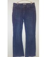 womens size 12 lee slender secrets jeans RLS024 - $15.82
