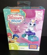 MEGA BLOKS Shimmer and Shine Nahal Set 8 Piece Tiger White NIB - $6.44
