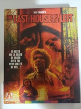 The Last House On The Left  - Arrow Video Limited Edition [Blu-ray]  image 2