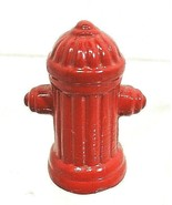 """Vintage Red Fire Hydrant Mini 1 1/4"""" Bug House - $16.34"""