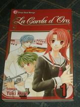 La Corda d'Oro Vol. 1, Yuki Kure -manga, anime,graphic novel, high schoo... - $7.99