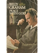 BOOK- Billy Graham Peace With God [Paperback] Billy Graham (Author)  - $4.99