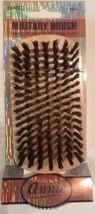 Annie Hard Military Brush #2162 Brand NEW-FREE Upgrade To 1st Class - $2.98