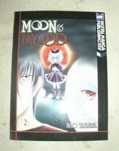 Moon & Blood Vol. 2, Nao Yazawa,Digital Manga P... - $5.99