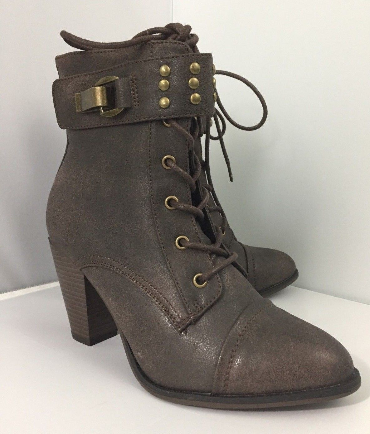 55b6bdec239 Forever Women's High Heel Boots - Size 9 - and 50 similar items