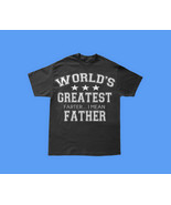 Father's Day Funny Shirt World's Greatest Farter Father t shirt ALL SIZES - $19.99