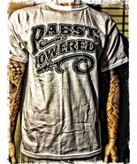 Pabst Blue Ribbon beer shirt Vintage look Pabst Powered all sizes hipste... - $14.99