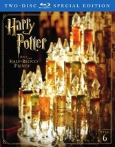 Harry Potter & The Half Blood Prince (Blu-Ray/Digital Hd/Ultraviolet/Se)