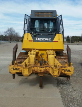 2012 DEERE 750K XLT For Sale In Coal Valley, Illinois 61240 image 3