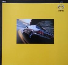 1999 Mazda 626 sales brochure catalog US 99 LX ES V6 - $6.00